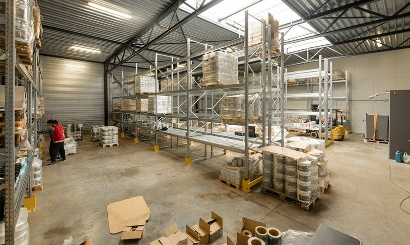 Espace de stockage Locko 06